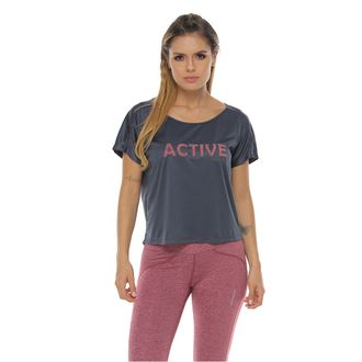 Camiseta-Deportiva-Silueta-amplia-color-gris-oscuro-para-mujer