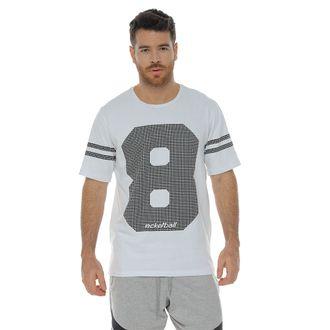 Camiseta-Cuello-Redondo-estampado-en-frente-blanco-para-hombre