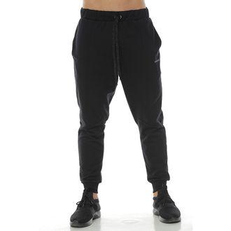 Pantalon-Jogger-con-cortes-delanteros-negro-para-hombre