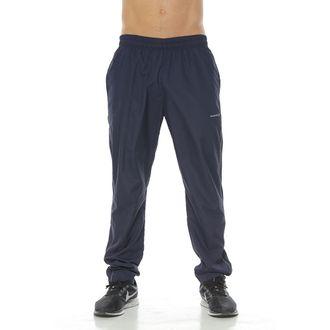 Pantalon-Sudadera-con-vivo-en-contraste-azul-oscuro-para-hombre