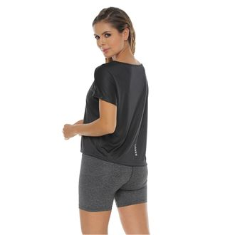 Camiseta-Deportiva-Silueta-amplia-color-negro-gris-para-mujer