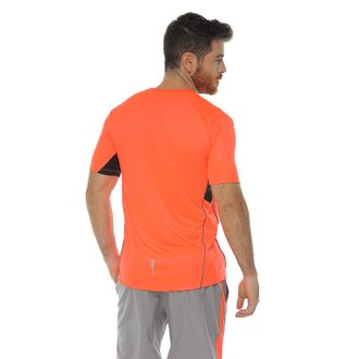 Camiseta-manga-corta-color-naranja-para-hombre