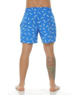Pantaloneta-de-Baño-corta-sublimada-azul-para-hombre