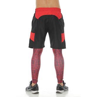 Pantaloneta-2x1-con-licra-interior-color-negro-rojo-para-hombre
