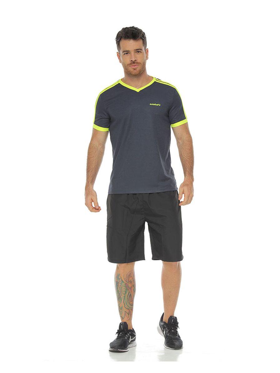 Camiseta-Deportiva-color-gris-oscuro-para-hombre