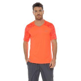 Camiseta-deportiva-manga-corta-color-naranja-para-hombre