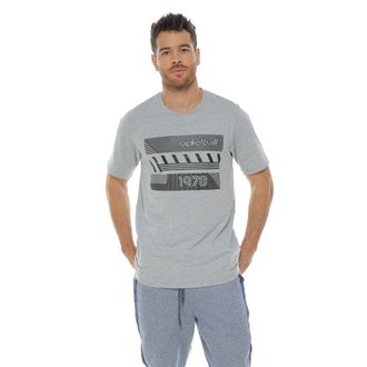 Camiseta-Estampada-Cuello-redondo-color-gris-jape-para-hombre