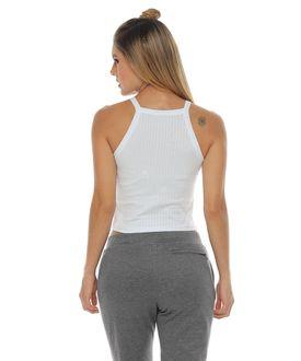Camiseta-Corta-manga-sisa-color-marfil-para-mujer