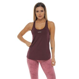 Camiseta-Deportiva-Esqueleto-color-berenjena-para-mujer
