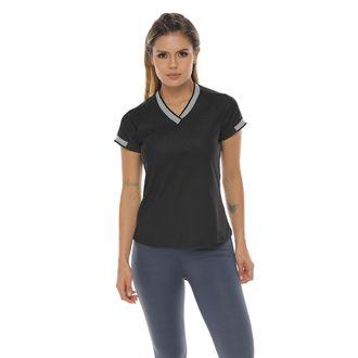Camiseta-Basica-color-negro-para-mujer---XL
