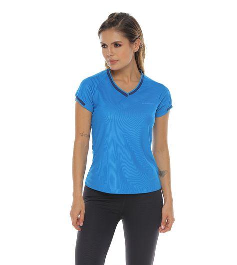 Camiseta-Basica-color-turquesa-para-mujer---XXL