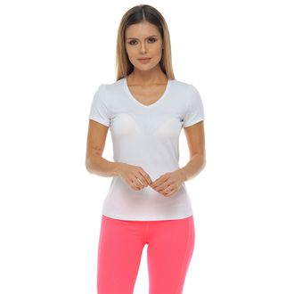 Camiseta-Basica-color-blanco-para-mujer---L