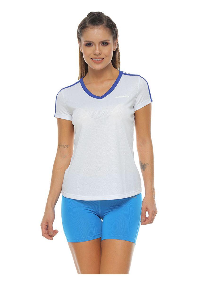 Camiseta-Basica-deportiva-color-blanco-para-mujer---S