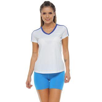 Camiseta-Basica-deportiva-color-blanco-para-mujer---XL