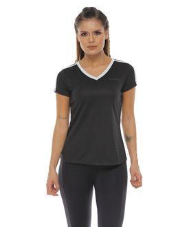 Camiseta-Basica-deportiva-color-negro-para-mujer---S