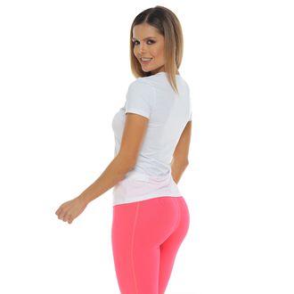 Camiseta-Basica-color-blanco-para-mujer---M