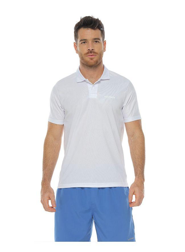 Camiseta-polo-deportiva-color-blanco-para-hombre---S
