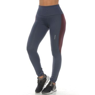 Licra-Deportiva-con-control-de-abdomen-gris-oscuro-para-mujer