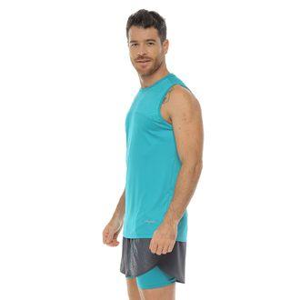 Camiseta-Atletica-Deportiva-color-jade-para-hombre