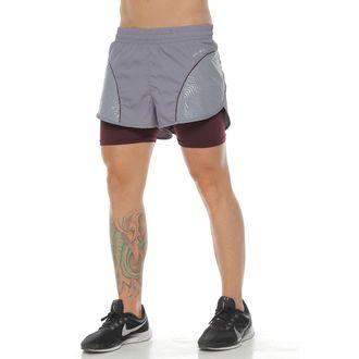Pantaloneta-Deportiva-Running-color-gris-claro-para-hombre