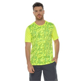 Camiseta-Deportiva-manga-corta-color-verde-lima-para-hombre