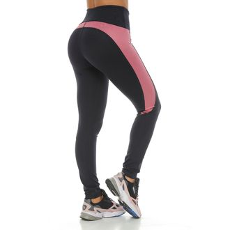 Licra-Deportiva-con-control-de-abdomen-negro-para-mujer