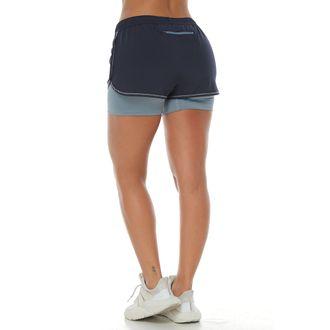 Pantaloneta-running-2x1-azul-oscuro-para-mujer