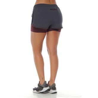 Pantaloneta-running-2x1-gris-oscuro-para-mujer