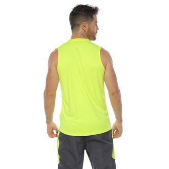 Camiseta-Atletica-Deportiva-color-verde-lima-para-hombre