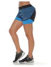 Pantaloneta-Deportiva-Running-2x1-negro-para-mujer