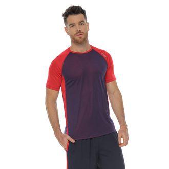 Camiseta-Deportiva-manga-corta-color-rojo-para-hombre