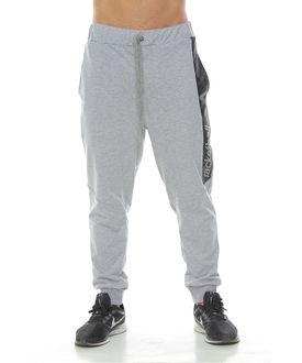 Pantalon-Jogger-largo-color-gris-jaspe-para-hombre