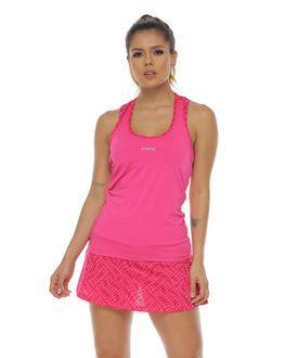 Camiseta-Deportiva-Esqueleto-color-magenta-para-mujer