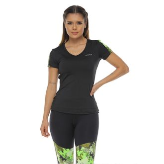 Camiseta-Deportiva-color-negro-verde-para-mujer