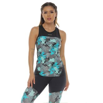 Camiseta-Deportiva-Esqueleto-color-negro-azul-para-mujer