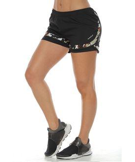Pantaloneta-Deportiva-Running-color-negro-verde-para-mujer