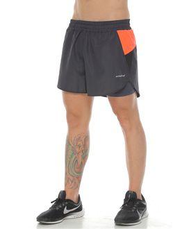 Pantaloneta-Deportiva-Running-con-licra-interior-color-gris-oscuro-para-hombre