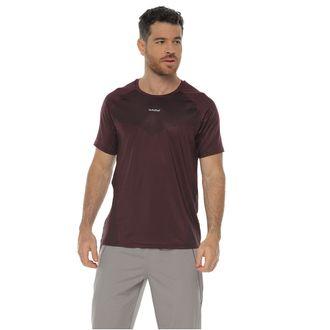 Camiseta-Deportiva-manga-corta-color-berenjena-para-hombre