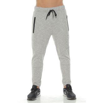 Pantalon-Jogger-color-gris-jaspe-para-hombre