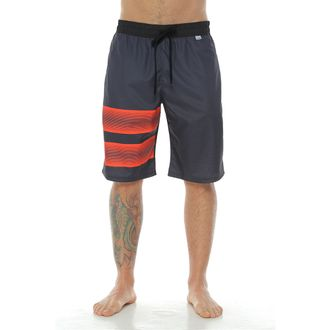 Pantaloneta-de-Baño-Sublimada-negro-gris-para-hombre