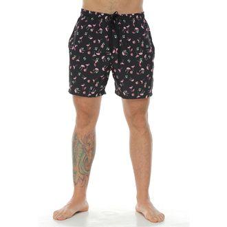 Pantaloneta-de-Baño-Sublimada-color-negro-para-hombre