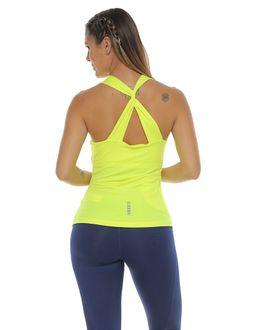 Camiseta-Deportiva-Esqueleto-color-verde-lima-para-mujer