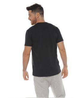 Camiseta-manga-corta-color-negro-para-hombre