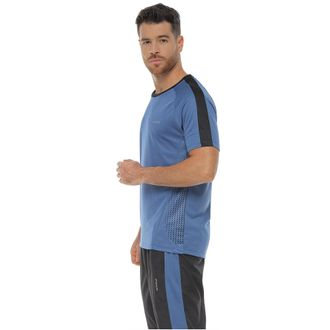 Camiseta-Deportiva-Manga-Corta-color-petroleo-para-hombre