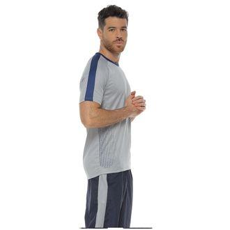 Camiseta-Deportiva-Manga-Corta-color-gris-para-hombre