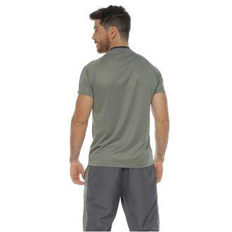 Camiseta-Deportiva-Manga-Corta-color-verde-para-hombre