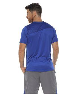 Camiseta-Deportiva-manga-corta-color-azul-rey-para-hombre